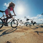Пляж Лето Велик