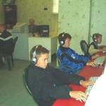 компьютерный клуб 90-тых