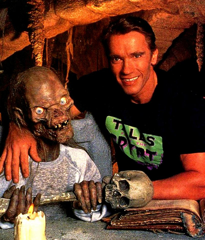 arnold tales from the crypt